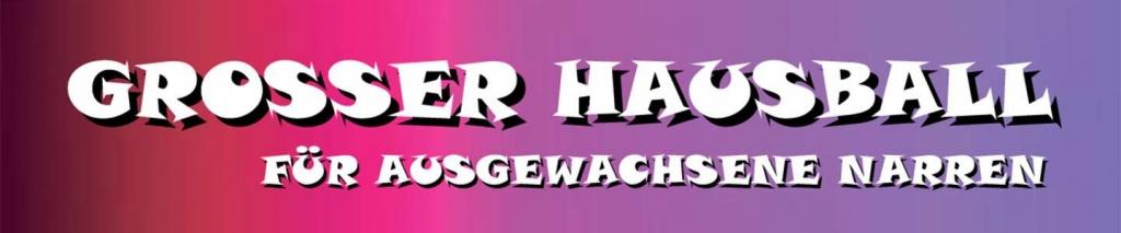 Großer Hausball für ausgewachsene Narren mit The UnderCover Project @ Kollmar & Jourdan-Gebäude | Tiefenbronn | Baden-Württemberg | Deutschland